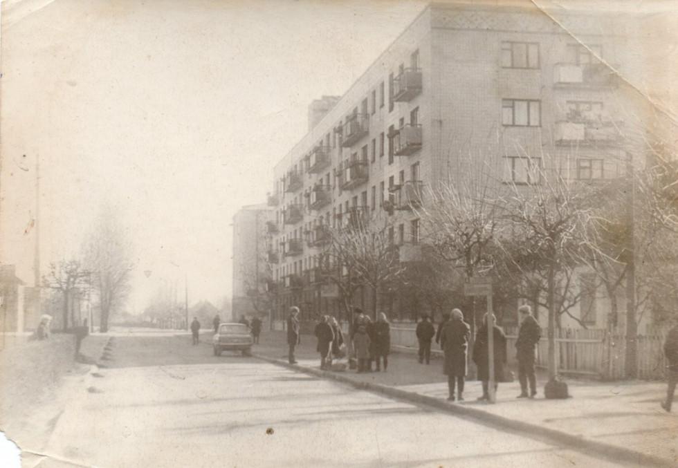 Вулиця Кірова