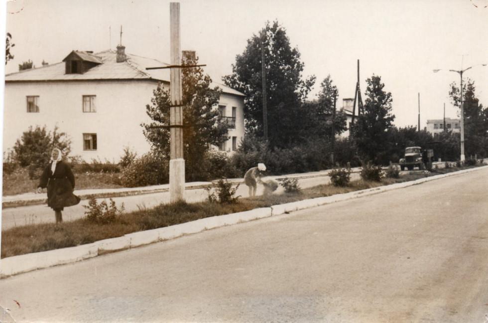 Вулиця Бєлгородська