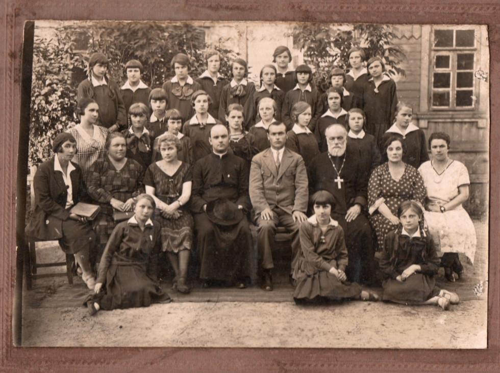 Школа на вулиці Колійова, 1930 рік