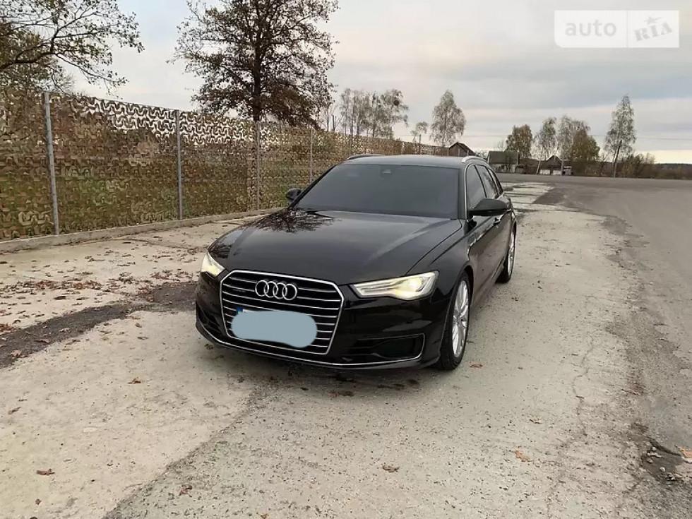 Audi A6 S-LINE Quattro 2015