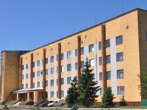 Сарненська центральна районна лікарня