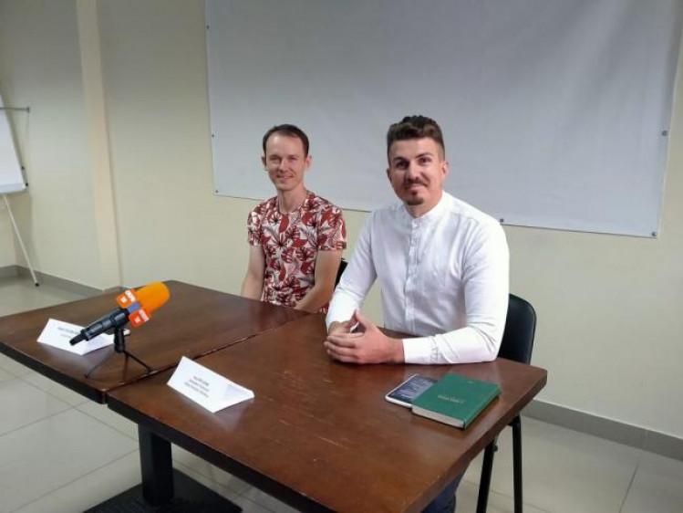 Юрій Глодовський та Іван Прадош