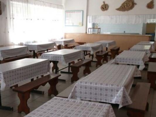 Їдальня школи