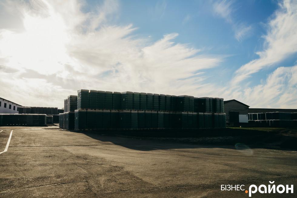 У карантин завод працював, наповнюючи склад